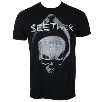 tee-shirt métal pour hommes Seether - SKULL - LIVE NATION, LIVE NATION, Seether