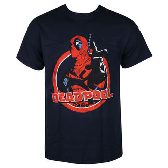 t-shirt de film pour hommes Deadpool - LOGO POINT - LIVE NATION, LIVE NATION