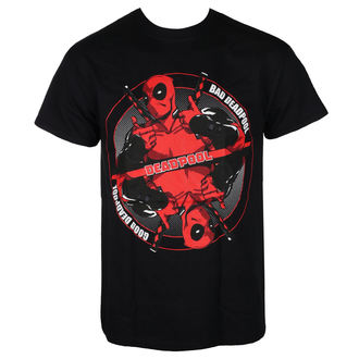 t-shirt de film pour hommes Deadpool - BAD GOOD - LIVE NATION, LIVE NATION