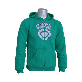 sweat-shirt avec capuche enfants - Dings Icon Fleece - CIRCA, CIRCA