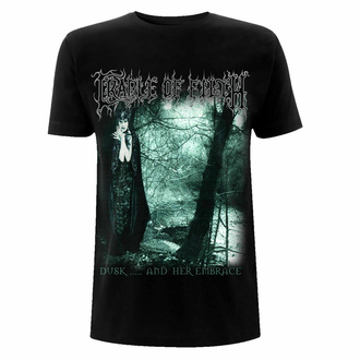 t-shirt pour homme Cradle Of Filth - Dusk And Her Embrace - Gildan Heavy - Noir, NNM, Cradle of Filth