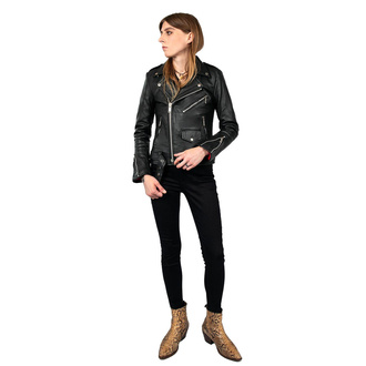 Veste femmes (biker) STRAIGHT TO HELL - Commando Blk Nick, STRAIGHT TO HELL