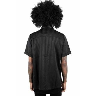 chemise pour homme KILLSTAR - Corporate Hell - Rayure fine, KILLSTAR