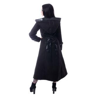 Manteau pour femmes POIZEN INDUSTRIES - CORVINA - NOIR, POIZEN INDUSTRIES