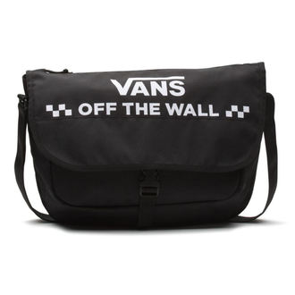 Sac (sac à main) VANS - WM COURIER MESSENGER - Noir, VANS