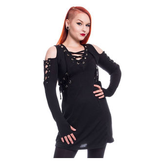 Robe femmes Poizen Industries - CRAVE - NOIR, POIZEN INDUSTRIES