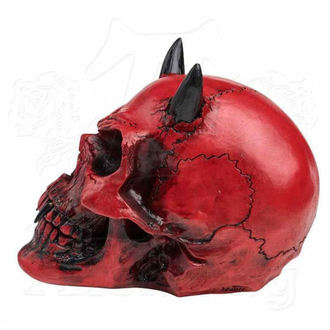 Décoration ALCHEMY GOTHIC - Crimson Demon Skull, ALCHEMY GOTHIC