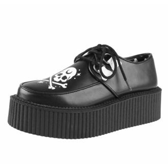 Chaussures pour femmes KILLSTAR - Crossbones, KILLSTAR