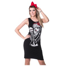 Robe femmes Vixxsin - CROW GIRL SLASHER - NOIR, VIXXSIN