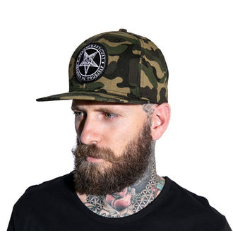 Casquette BLACK CRAFT - Believe In Yourself - Camo, BLACK CRAFT