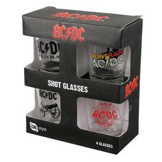 Shots (ensemble) AC / DC - GB posters, GB posters, AC-DC