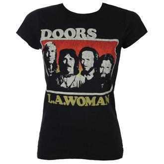 tričko dámské The Doors - LA Woman - ROCK OFF, ROCK OFF, Doors