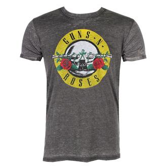 T-shirt hommes Guns N' Roses - Logo classique - ROCK OFF, ROCK OFF, Guns N' Roses