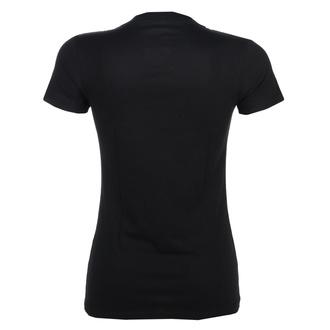 tee-shirt street pour femmes - HOLLY HAND V - BLACK HEART, BLACK HEART