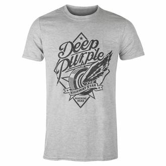 T-shirt pour homme Deep Purple - Machine Head - GRIS - ROCK OFF, ROCK OFF, Deep Purple