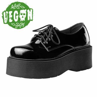 Chaussures ALTERCORE - Spell Vegan - Noir Brevet, ALTERCORE