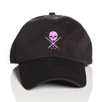 Casquette SULLEN - POP BADGE - NOIR / ROSE, SULLEN