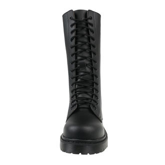 bottes en cuir unisexe - Black - ALTERCORE, ALTERCORE