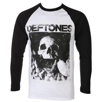 tee-shirt métal pour hommes Deftones - SKULL - PLASTIC HEAD