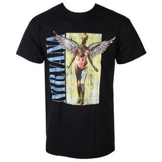tee-shirt métal pour hommes Nirvana - IN UTERO - PLASTIC HEAD, PLASTIC HEAD, Nirvana