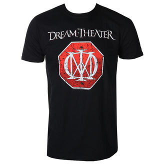 tee-shirt métal pour hommes Dream Theater - RED LOGO - PLASTIC HEAD, PLASTIC HEAD, Dream Theater