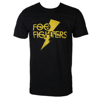 tee-shirt métal pour hommes Foo Fighters - LIGHTNING STRIKE - PLASTIC HEAD, PLASTIC HEAD, Foo Fighters