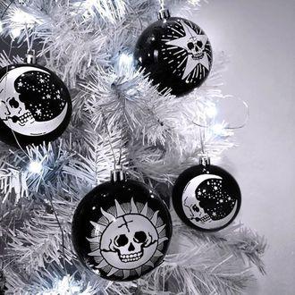Décoration de Noël (Boules de Noël) KILLSTAR - Hexmas - Noir, KILLSTAR