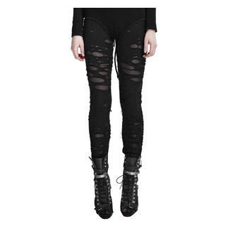 Pantalon / Leggings PUNK RAVE - Ripped, PUNK RAVE