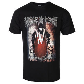 tee-shirt métal pour hommes Cradle of Filth - CRUELTY AND THE BEAST - PLASTIC HEAD, PLASTIC HEAD, Cradle of Filth