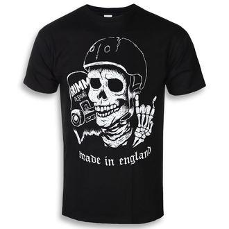 t-shirt hardcore pour hommes - SKATE / DIE - GRIMM DESIGNS, GRIMM DESIGNS