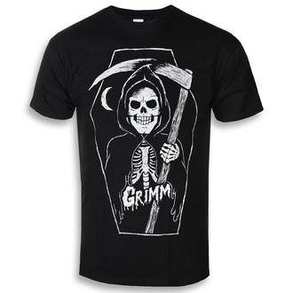 t-shirt hardcore pour hommes - GRIMM REAPER - GRIMM DESIGNS, GRIMM DESIGNS