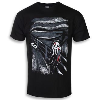 T-shirt hommes GRIMM DESIGNS - THE SCREAM, GRIMM DESIGNS