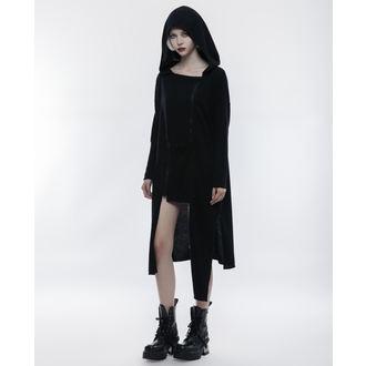 sweat-shirt avec capuche pour femmes - Black Chaos - PUNK RAVE, PUNK RAVE