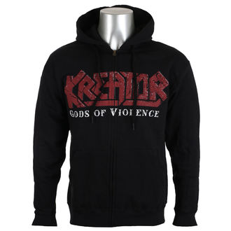 sweat-shirt avec capuche pour hommes Kreator - World war now - NUCLEAR BLAST