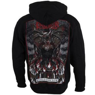 sweat-shirt avec capuche pour hommes Kreator - World war now - NUCLEAR BLAST, NUCLEAR BLAST, Kreator