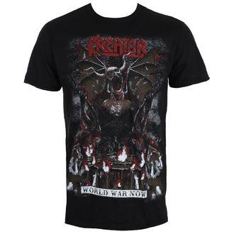 tee-shirt métal pour hommes Kreator - World war now - NUCLEAR BLAST, NUCLEAR BLAST, Kreator