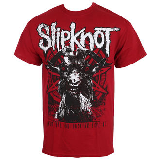 tee-shirt métal pour hommes Slipknot - Goat thresh - NUCLEAR BLAST, NUCLEAR BLAST, Slipknot