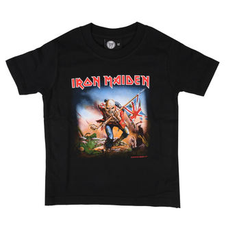 tee-shirt métal pour hommes Iron Maiden - Trooper - Metal-Kids, Metal-Kids, Iron Maiden