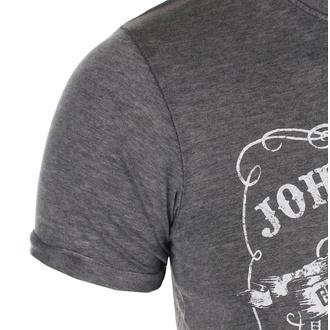 tee-shirt métal pour hommes Johnny Cash - The Man In Black - ROCK OFF, ROCK OFF, Johnny Cash
