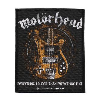 Patch Motörhead - temmy's Bass - RAZAMATAZ, RAZAMATAZ, Motörhead