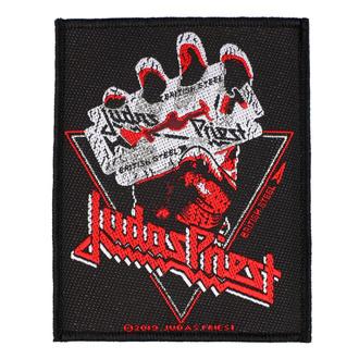 Patch Judas Priest - British Steel Vintage - RAZAMATAZ, RAZAMATAZ, Judas Priest