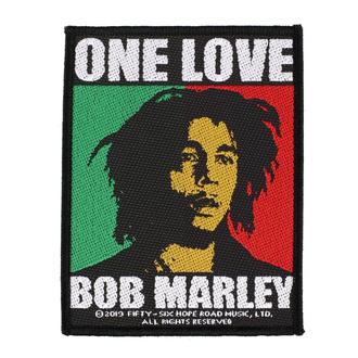 Patch Bob Marley - One Love - RAZAMATAZ, RAZAMATAZ, Bob Marley