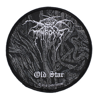 Patch Darkthrone - Old Star - RAZAMATAZ, RAZAMATAZ, Darkthrone