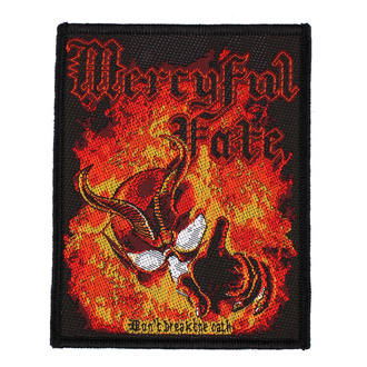 Patch Mercyful Fate - Don't Break The Oath - RAZAMATAZ, RAZAMATAZ, Mercyful Fate