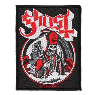 Patch Ghost - Secular Haze - RAZAMATAZ, RAZAMATAZ, Ghost
