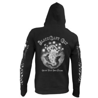 sweat-shirt avec capuche pour hommes - Dagger Sheath - BLACK CRAFT, BLACK CRAFT