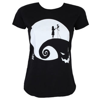 t-shirt de film pour femmes Nightmare Before Christmas - MOON BOOGIE - PLASTIC HEAD, PLASTIC HEAD