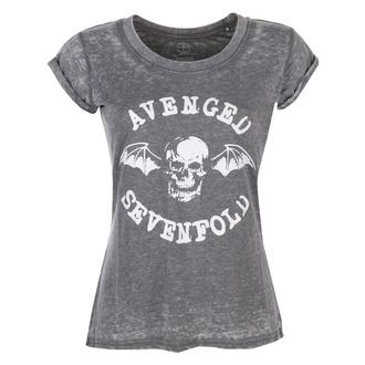 Métal T-shirt pour femmes Avenged Septuple - Deathbat - ROCHE DE, ROCK OFF, Avenged Sevenfold