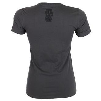t-shirt hardcore pour femmes - Ripped Apart - Akumu Ink, Akumu Ink