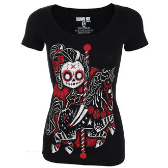 t-shirt hardcore pour femmes - Eternal Ride Scoop - Akumu Ink, Akumu Ink